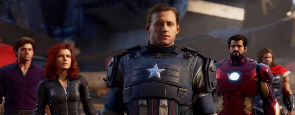 Trailer zu Marvel Avengers sieht klasse aus, nur die Helden sorgen für Lacher