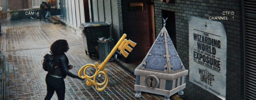 Wizards Unite: So nutzt ihr effektiv Portschlüssel und Portschatullen