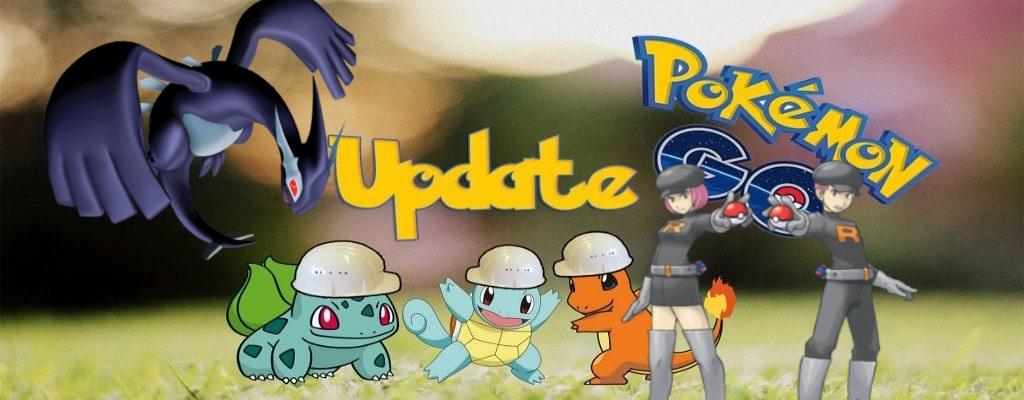 Weitere Infos zu Team Rocket in Pokémon GO – Das werden sie zu uns sagen