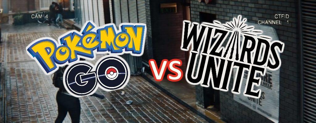 Wizards Unite vs PoGO