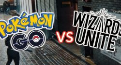 Titelbild Wizards Unite vs PoGO