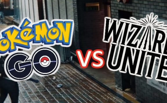 Titelbild Wizards Unite vs PoGO