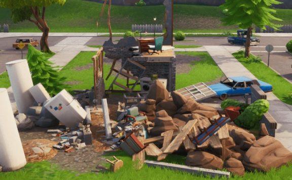 Titelbild kaputtes Haus