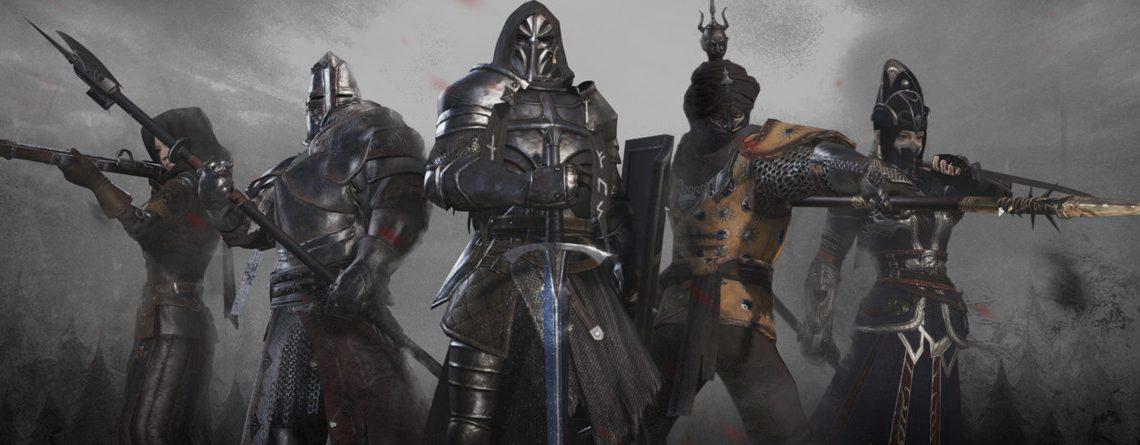 Gewinnt sofort eine coole Belagerungswaffe für Conqueror's Blade