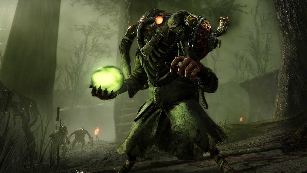 Warhammer Vermintide 2 Globadier