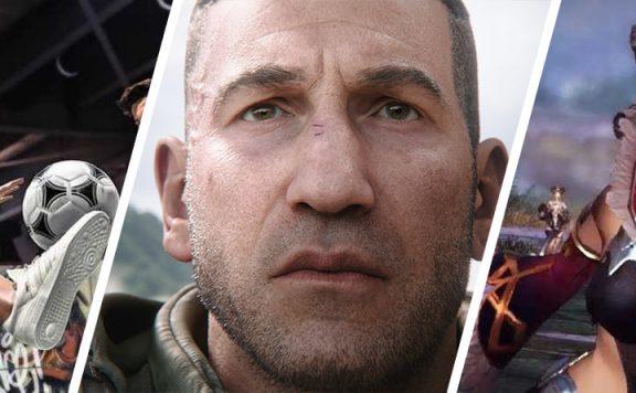 Wichtigste Multiplayer 2019 Titel mit Breakpoint Astellia Fifa besser