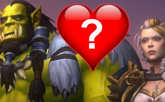 WoW Thrall Jaina title heart question 1140×445