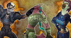 WoW Undead Priest Rogue Nightelf Hunter title 1140×445