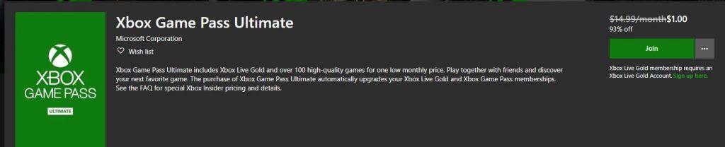 Xbox-Deal