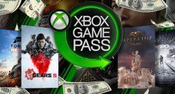 Xbox Game Pass Geld Titel