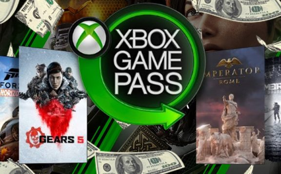 Xbox Game Pass Geld Titel