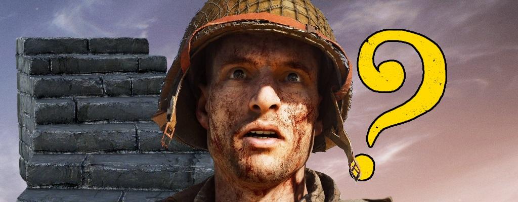 In Battlefield 5 bauen Spieler riesige Treppen – Und sie wissen selbst nicht, wieso
