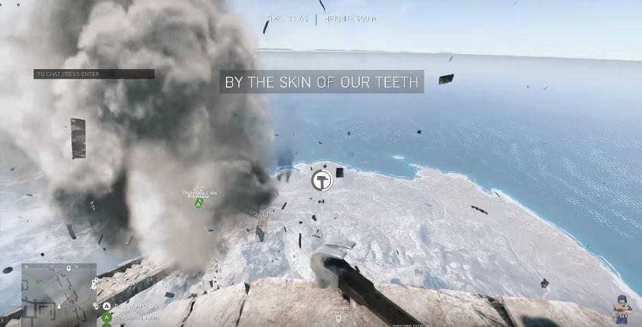 Battlefield 5 Treppen
