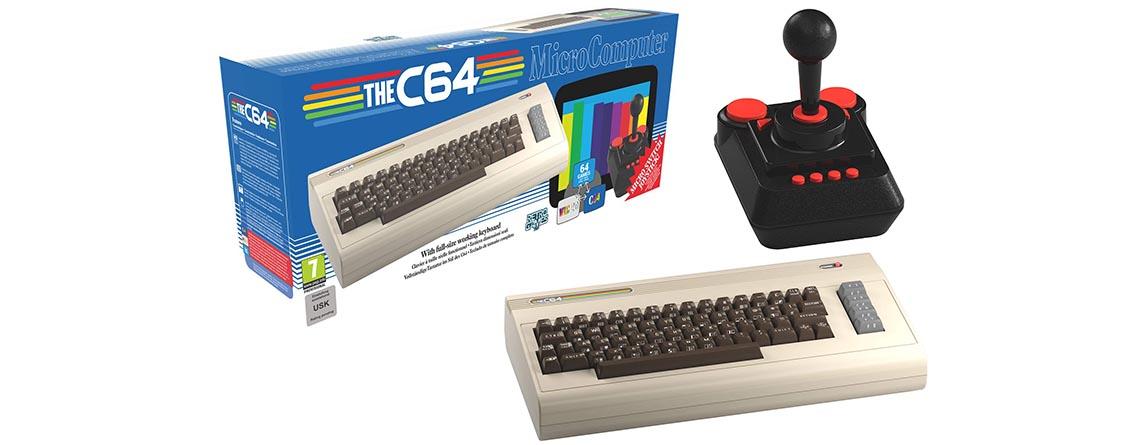 C64 Maxi bei Amazon vorbestellen – Die Rückkehr einer Legende