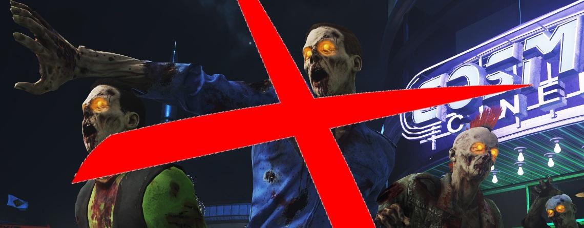 Call of Duty streicht Zombies – Modern Warfare soll realen Horror zeigen