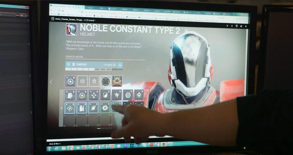 Destiny 2 Armor 2.0