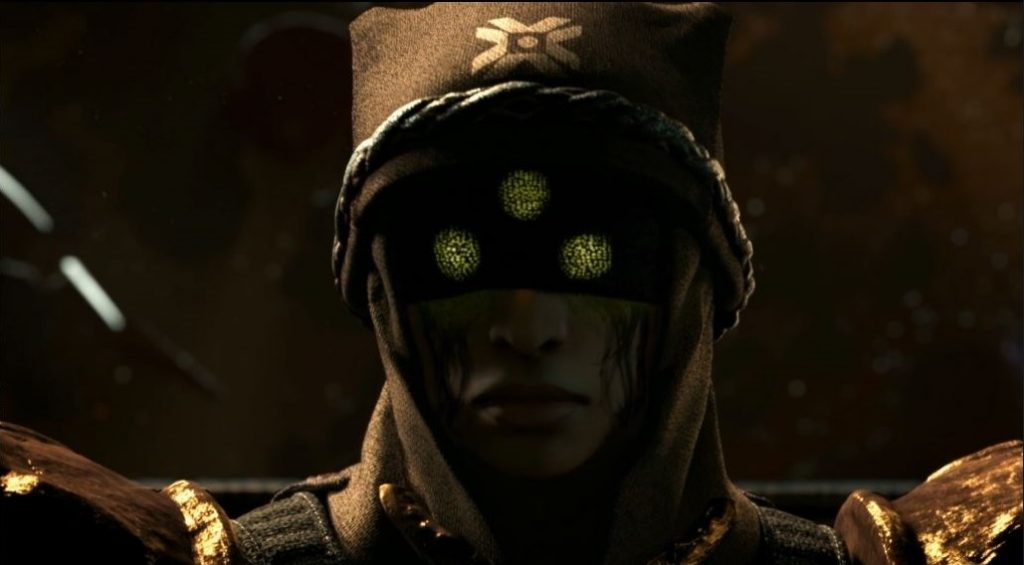 Destiny 2 Eris Morn