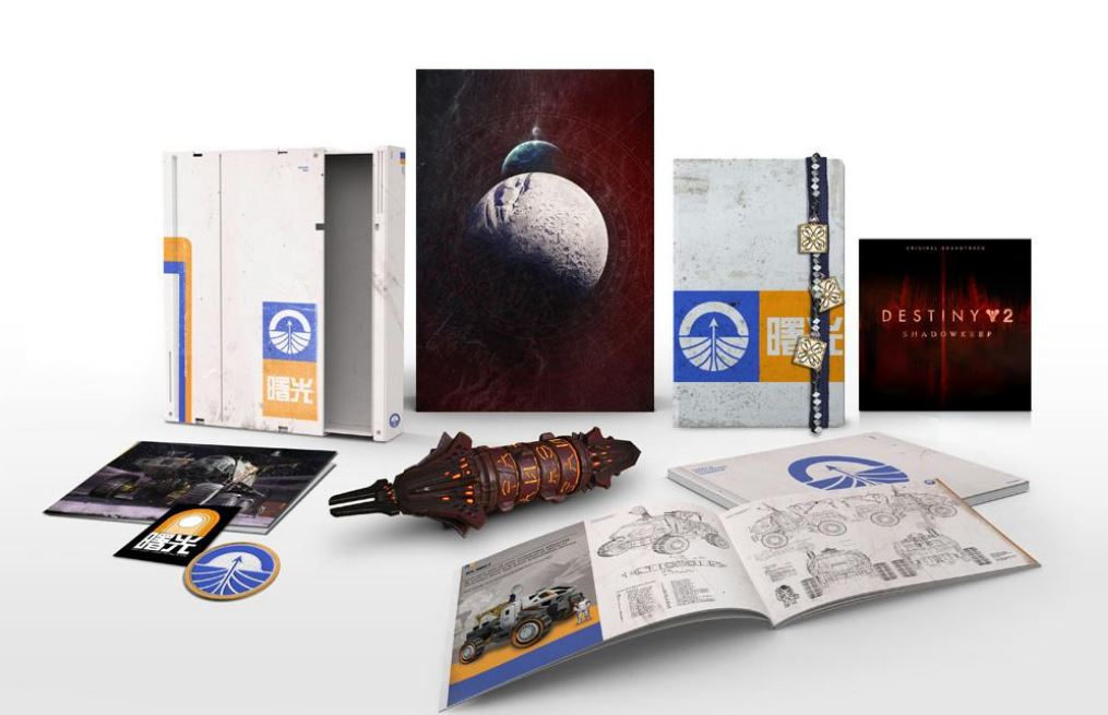 Destiny 2 Shadowkeep Collector's Edition