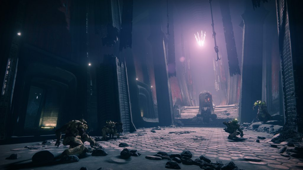 Destiny 2 Shadowkeep Halle