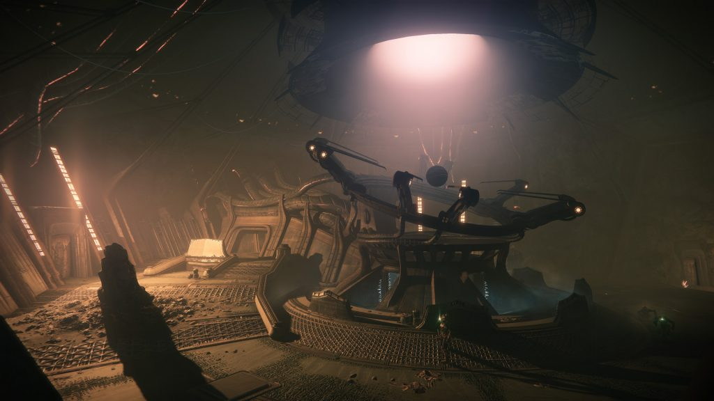 Destiny 2 Shadowkeep Schrein von Oryx