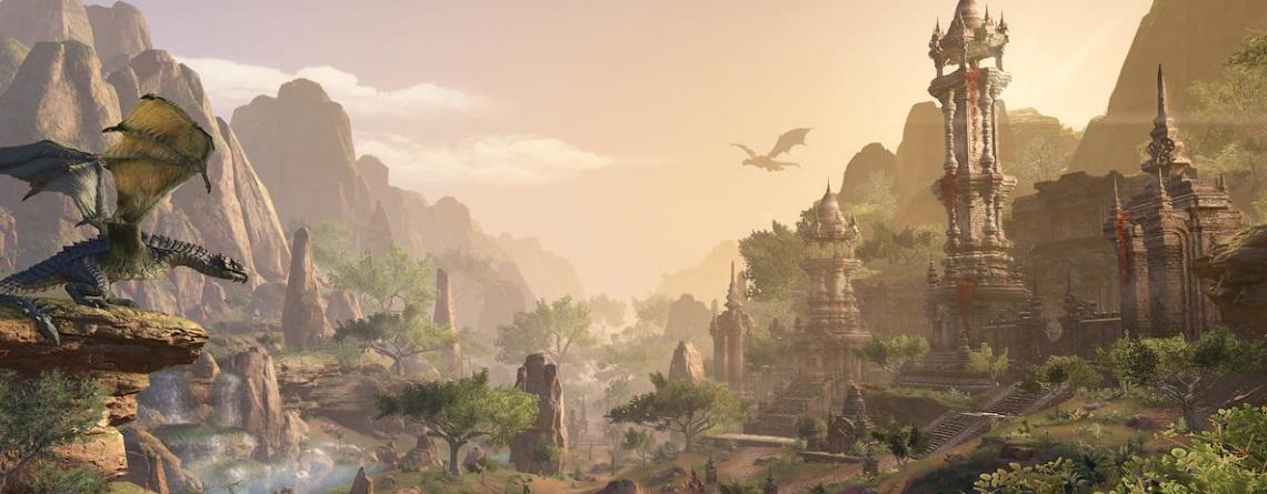 ESO: MMORPG-Erweiterung Elsweyr kommt heute für PS4 & Xbox One – 5 Dinge, die ihr wissen müsst