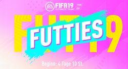 FIFA 19 FUT-Zentrale (Im Menü)