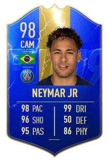 Neymar TOTS (98)