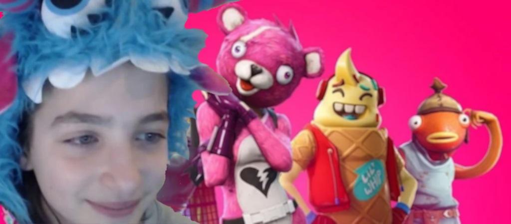 Turnier bei Fortnite hatte 100 Stars und Twitch-Sternchen: Gehörlose 13-Jährige strahlte