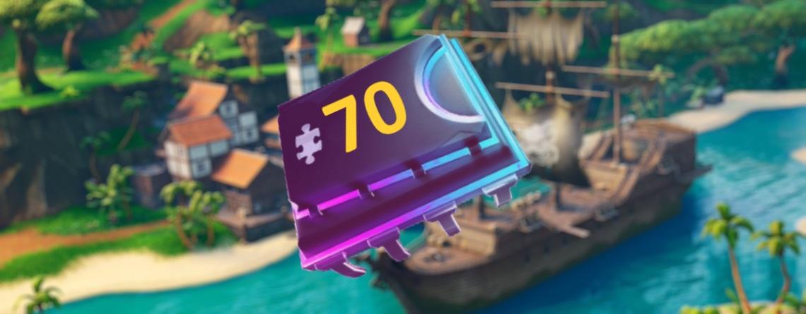 Fortnite: Fortbyte #70 – Mit Impulse durch Ringe bei Lazy Lagoon