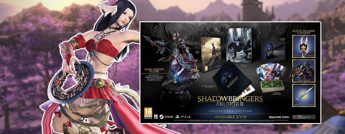 Gewinnt die ausverkaufte Collector's Edition von Final Fantasy XIV: Shadowbringers für PC – Letzte Chance