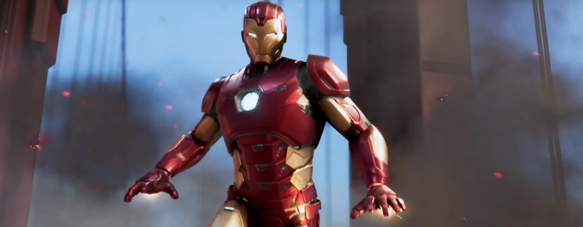 Darum soll es im Coop von Marvel's Avengers nur einen Iron Man geben