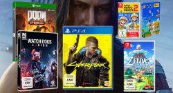 MediaMarkt Spiele vorbestellen Cyberpunk 2077