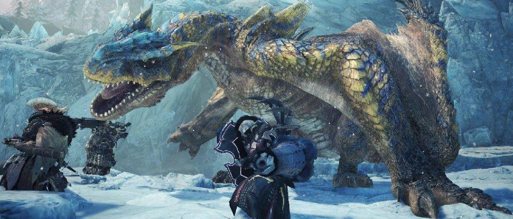 Monster Hunter World schenkt Euch Rüstung, damit Ihr vor Iceborne alles platt macht
