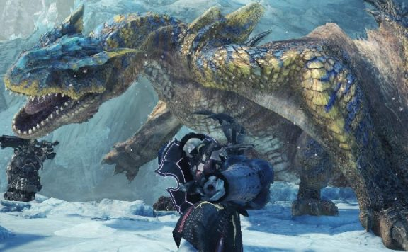 monster hunter world tigrex titelbild 2