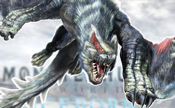 monster hunter world iceborne nargacuga header