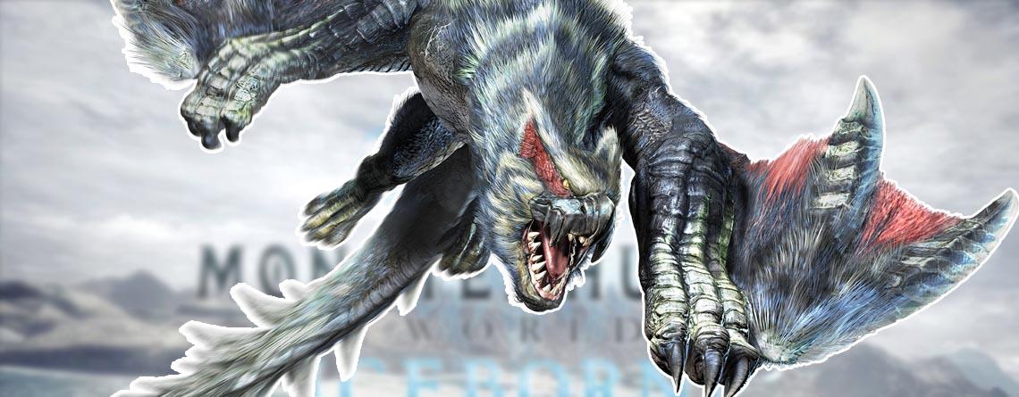 Monster Hunter World: Iceborne – 2. PS4-Beta gestartet, aber Probleme in EU