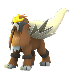 Shiny Entei