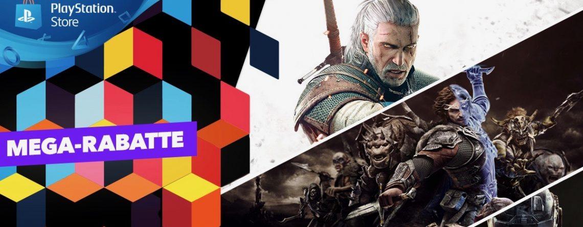 Neuer Sale im PS Store: Spart bei den Mega-Rabatten bis zu 65% auf PS4-Games