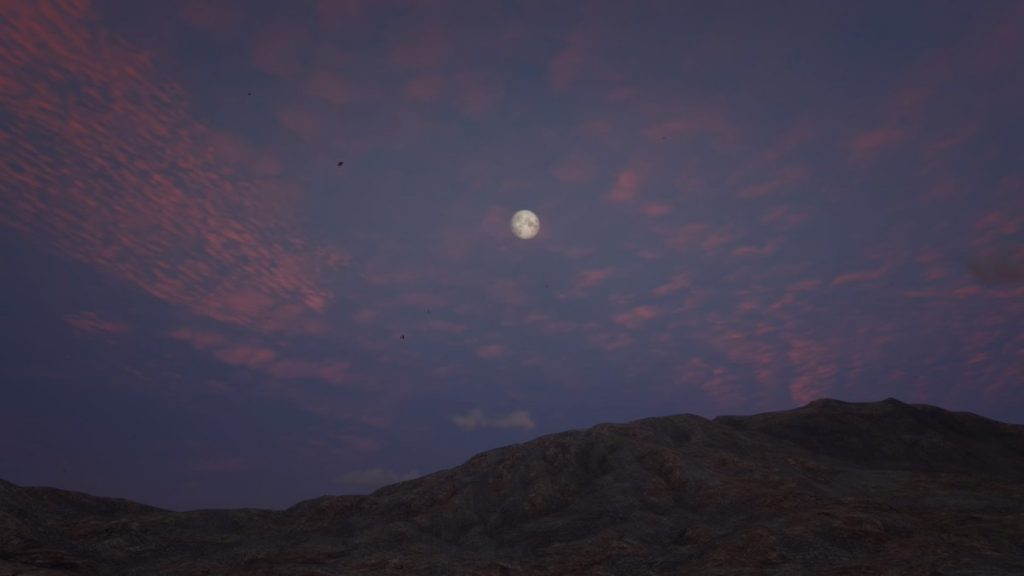 Red Dead Online The Grannies Roter Himmel