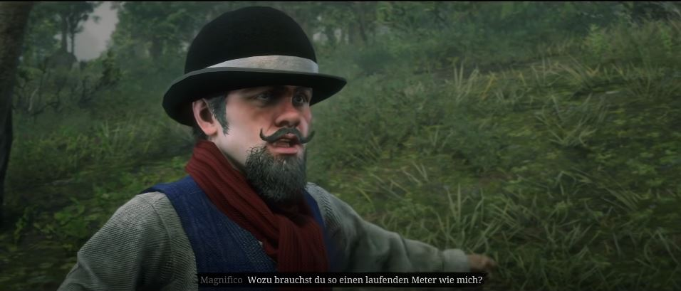 Red Dead Redemption 2 Magnifico