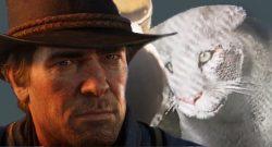 Red Dead Redemption 2 weißer Puma Titel