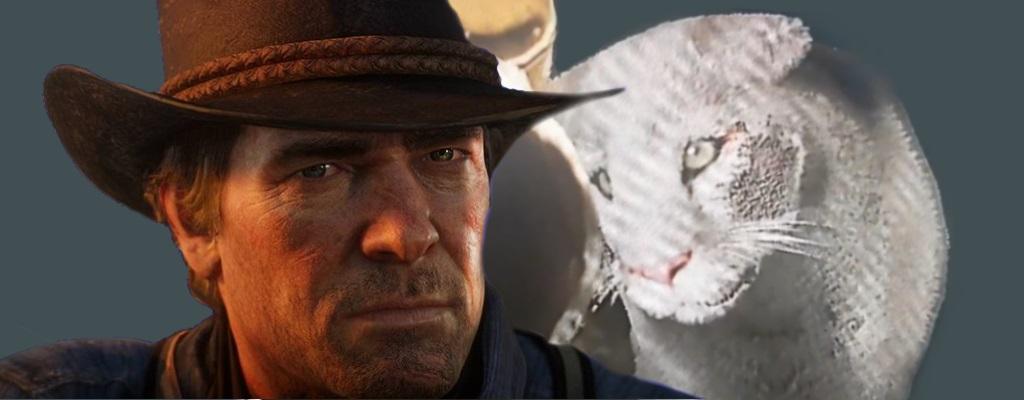 Kurioser Glitch in Red Dead Redemption 2 zeigt fiesen Puma auf niedlichste Art
