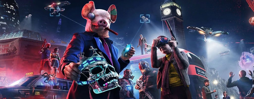 Watch Dogs Legion Welcome