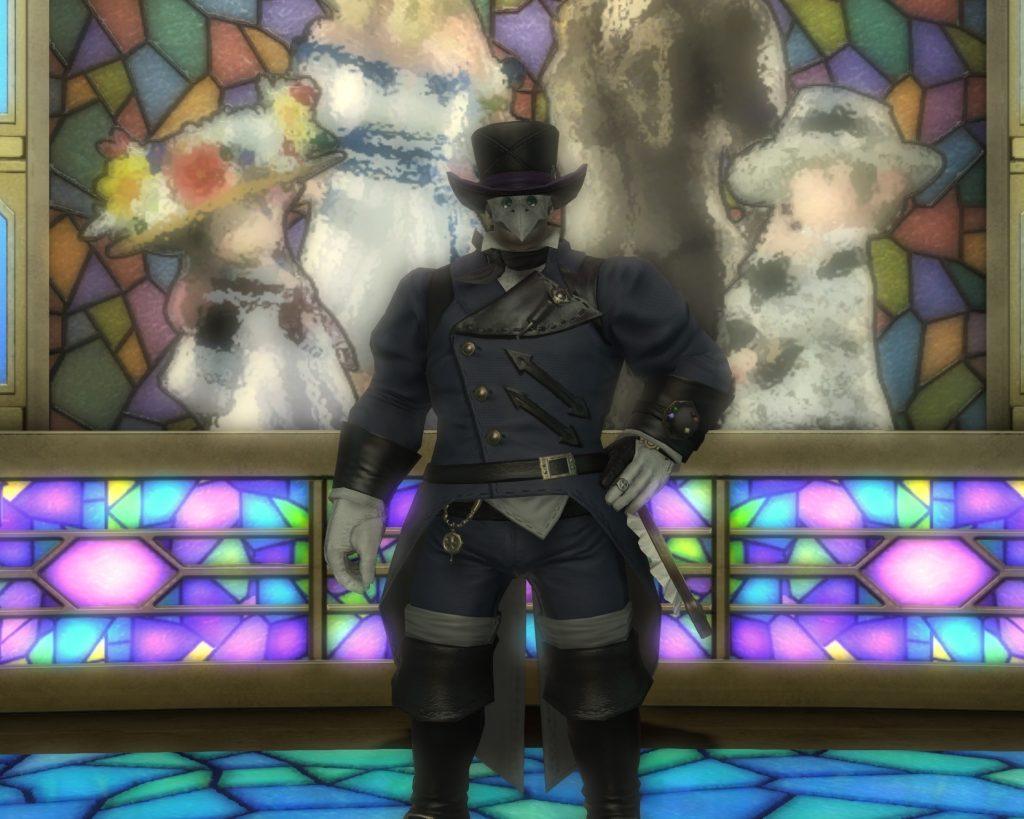 final fantasy xiv maskierte rose
