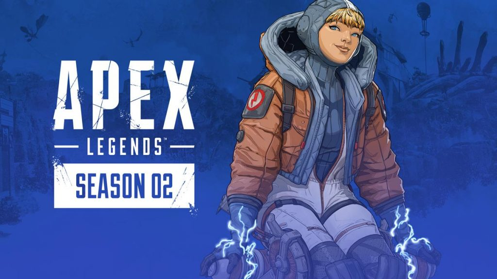 Apex Legends Season 2 Key Art