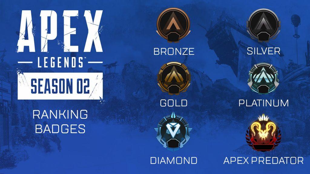 Apex Legends ranked belohnungen badges