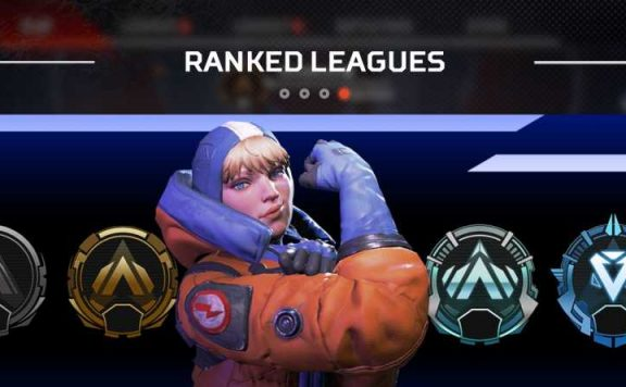 Apex Legends ranked leagues titel