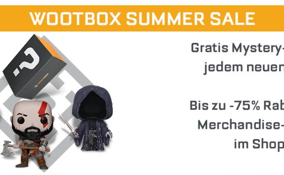 Wootbox Summer Sale