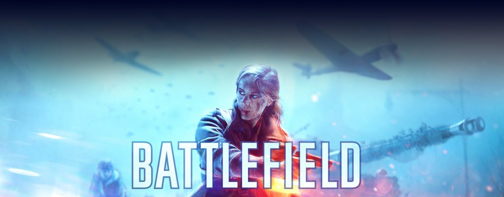 Battlefield 5 Cover Art