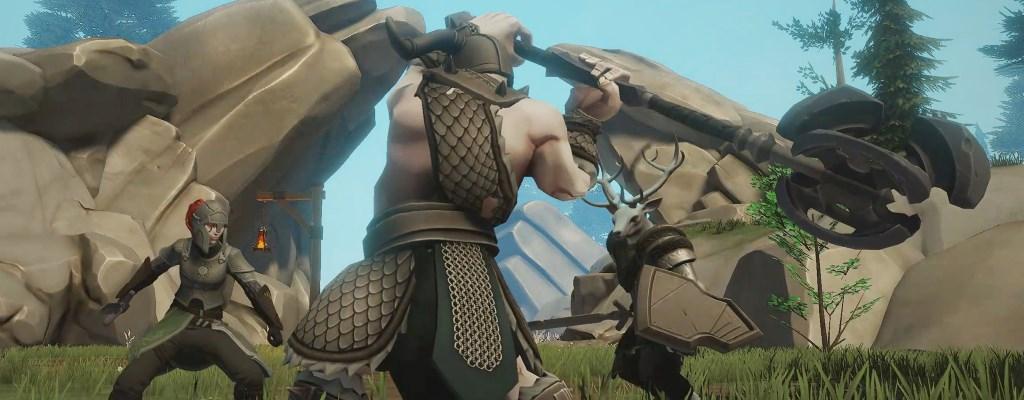 Crowfall: Entwickler versprechen, jeder MMORPG-Fan kann Spaß haben